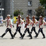 La releve de la garde bulgare