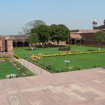Les beaux jardins du fort (1) - spécial pour Jean!