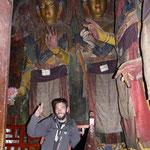 Nico est extremement sensible aux subtilités du bouddhisme
