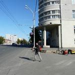 Novossibirsk c'est genial, il y a: