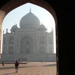 Le Taj Mahal de coté