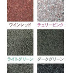石のお色は、6色の中からお選び下さい。
