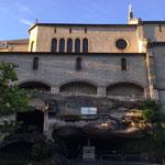 Die Grotten des Heiligen Antonius in Brive la Gaillard.
