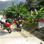 die 1000 Km Marke nach Saigon ist geknackt / made the 1000 Km marker to Saigon