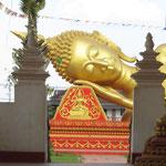 noch ein liegender Buddha - another reclining buddha