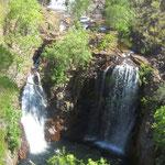 Wasserfall im  Lichfield Nationalpark  -