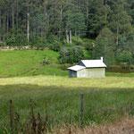 Apfelpflückerhütte  -  old apple picker's hut