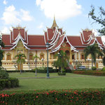 Kloster am Pha That Luang