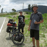 zwei Magdeburger auf dem Weg nach Australien - two Germans cycling all the way to Australia