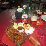 Schwein und Bier !!!!!  Porc and beer !!!!!
