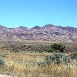 Foothills of the Flinders ranges  - Ausläufer der Flindersranges