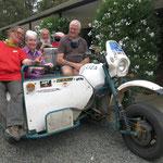 with Ida and Peter Jones