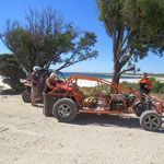 V8 beach buggies
