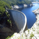 Lake Pedder Dam