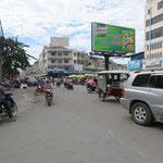 PhnomPenh roads