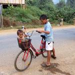 kids along the way