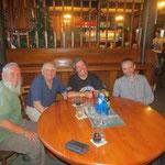 Kevin, Stan,Dibben, Kerstin & Mark Dibben at the Richmond Hotel