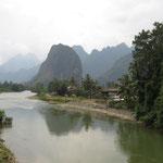 und sein Fluss - and it's river