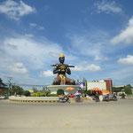 Wahrzeichen Battambang