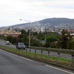 Erster Eindruck von Hobart - first impression of Hobart