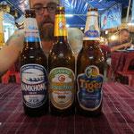 Wirtschaftswissenschaften über die Qualität der eingeimischen Biere