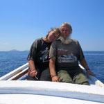 lovely sail back