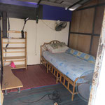 Kleines Zimmer über der Tamarind Bar - little refuge in the Tamarindbar