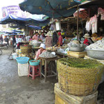 market in Battambang