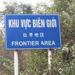 border area