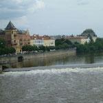 Vom Fluß aus
