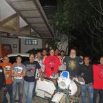 Antique bike club Yogyakarta