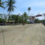die Grenze nach Osttimor  -  the border to East Timor