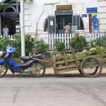 Schwertransporte - HGV Lao style