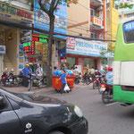 Erste Eindrücke von Saigon - first impressions of Saigon