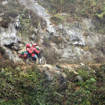 climbing passes