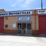 Ersatzteilshop geschlossen - Melbourne cup - Shop for BMW parts was closed
