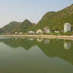 entlang der Bucht