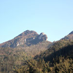 dragon head mountain