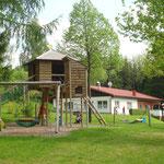 Badesee in Klaffer mit Spielplatz und Badebuffet - 2 km
