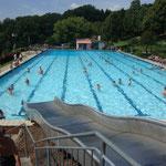 Karoli-Badepark in Waldkirchen - erfrischender Badespaß zu jeder Jahreszeit - 25 km