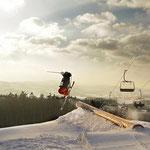 Hochficht Skigebiet