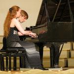 На конкурсных прослушиваниях Третьего международного конкурса исполнителей духовной музыки (Ре-лиго 2012)