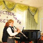 Заключительный концерт фестиваля.Награждение лауреатов конкурса. 30.12.2012. фото: Денис Марковский
