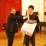 Хён ХеСон (Сеул, Южная Корея) обладатель Гран-при конкурса
