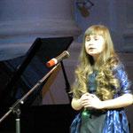 """Даша Николаева (лауреат II конкурса """"Глория"""" 2011)"""