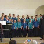 """Хор """"Иволги"""" (г.Форсса, Финляндия) на конкурсе 29 апреля 2012 г."""