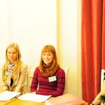 Члены Оргкомитета фестиваля перед регистрацией участников.фото Елены Мироновой