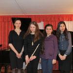 Участники концерта в г.Выборг