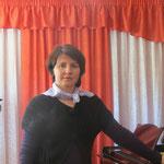 Директор ДМШ№2 г.Выборга Инна Александровна Сапогова