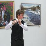 Фестивальный концерт 23.12.2012 в Концертно-выставочном зале ДК г.Тосно
